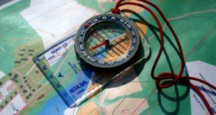 lezione orienteering isola del giglio giglionews