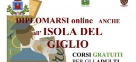 diploma diplomarsi online isola del giglio giglionews