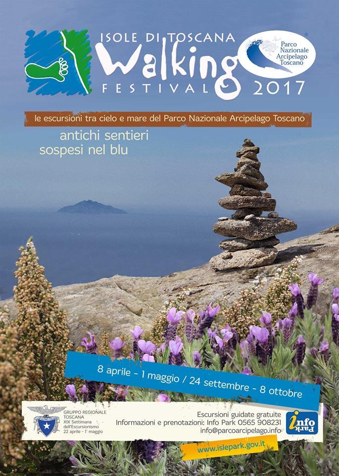 walking festival vigna isola del giglio giglionews