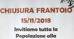 chiusura frantoio degustazione olio nuovo cooperativa isola del giglio giglionews