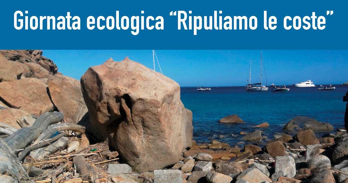 locandina giornata ecologica isola del giglio giglionews