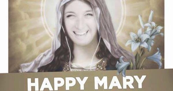 happy mary madonna felice isola del giglio giglionews