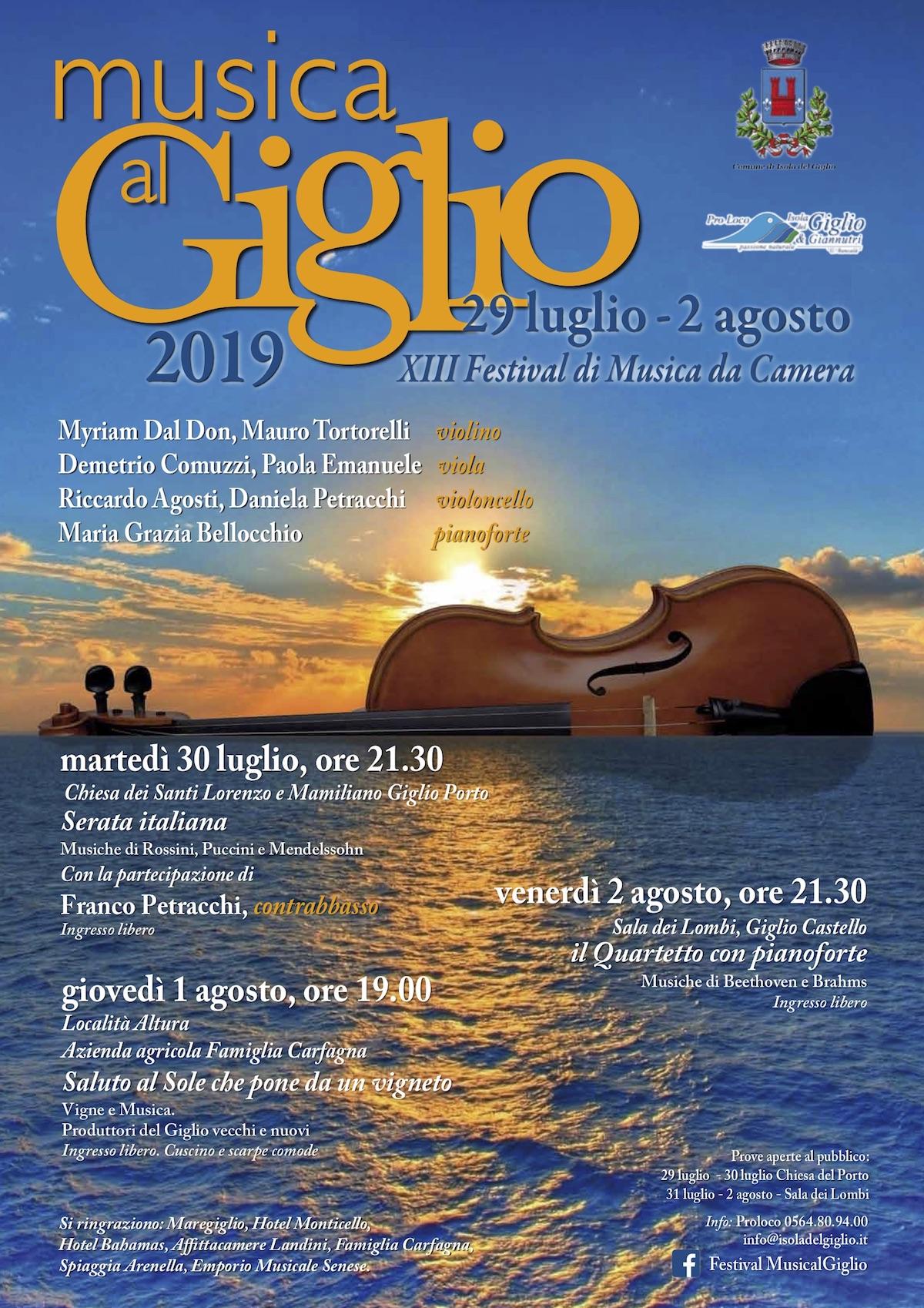 festival musicalgiglio musica isola del giglio giglionews