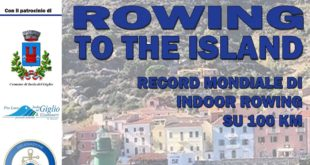 rowing indoro isola del giglio giglionews