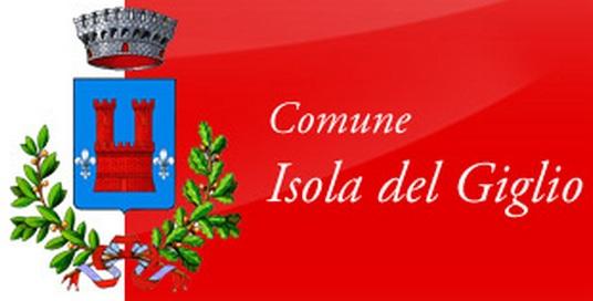 logo comune isola del giglio giglionews