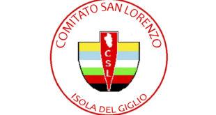 riunione logo comitato san lorenzo isola del giglio giglionews