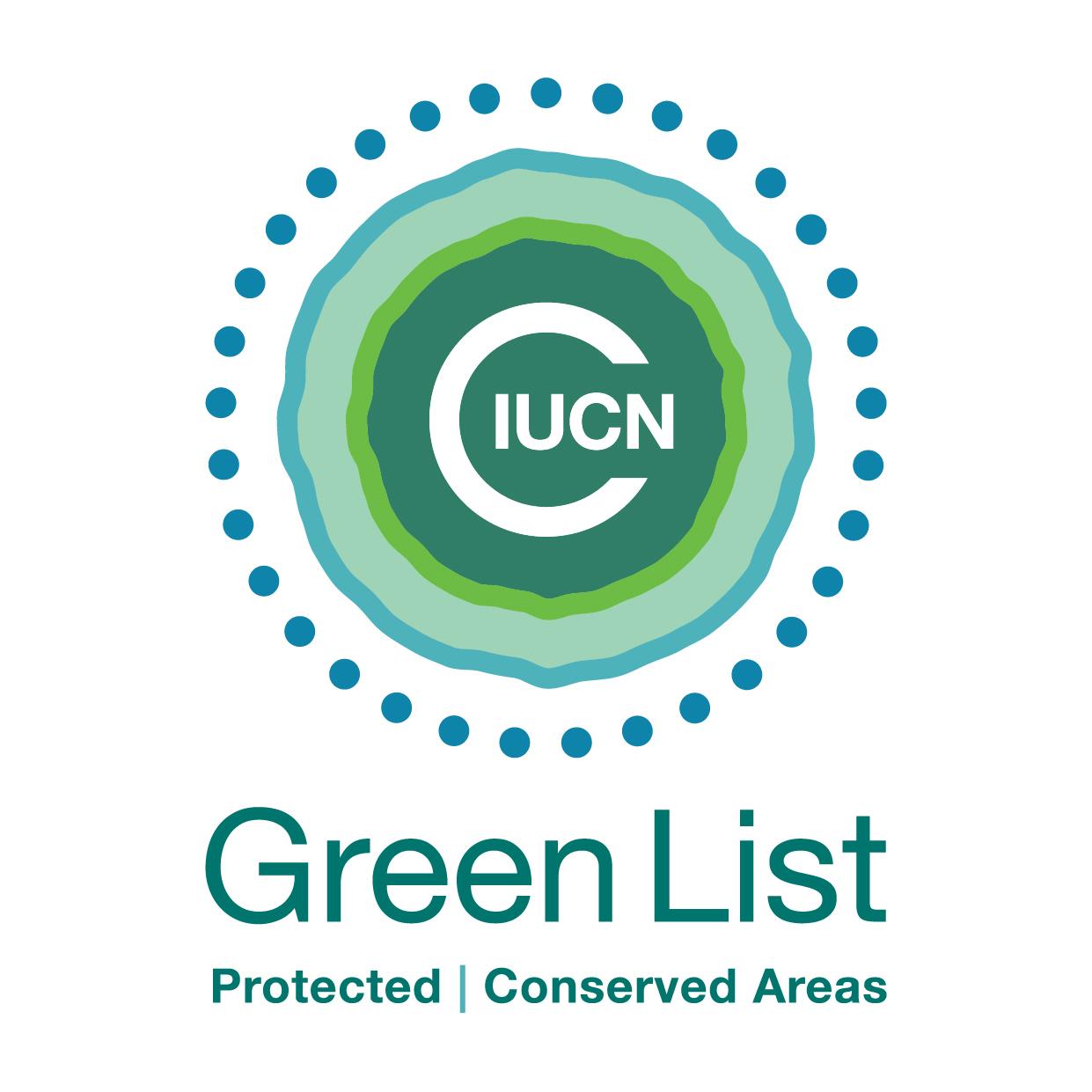 logo iucn greenlist parco arcipelago toscano isola del giglio giglionews