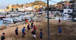 campetto maracanà dodo edoardo spiaggia isola del giglio giglionews