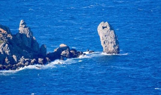 mare libeccio isola del giglio giglionews