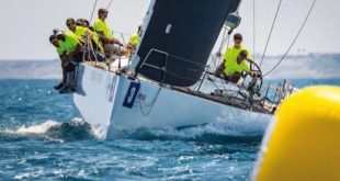 Milu' III: al Giglio l'imbarcazione Campione di Vela d'Altura