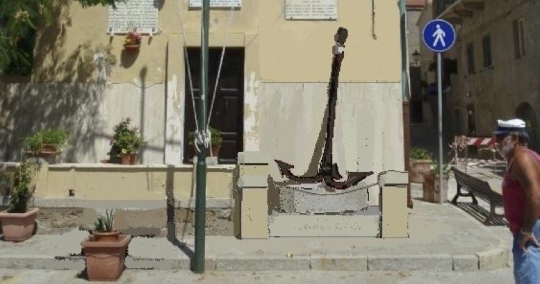 monumento caduti mare isola del giglio giglionews