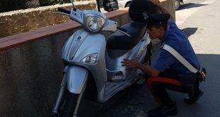 furto motorino carabinieri isola del giglio giglionews