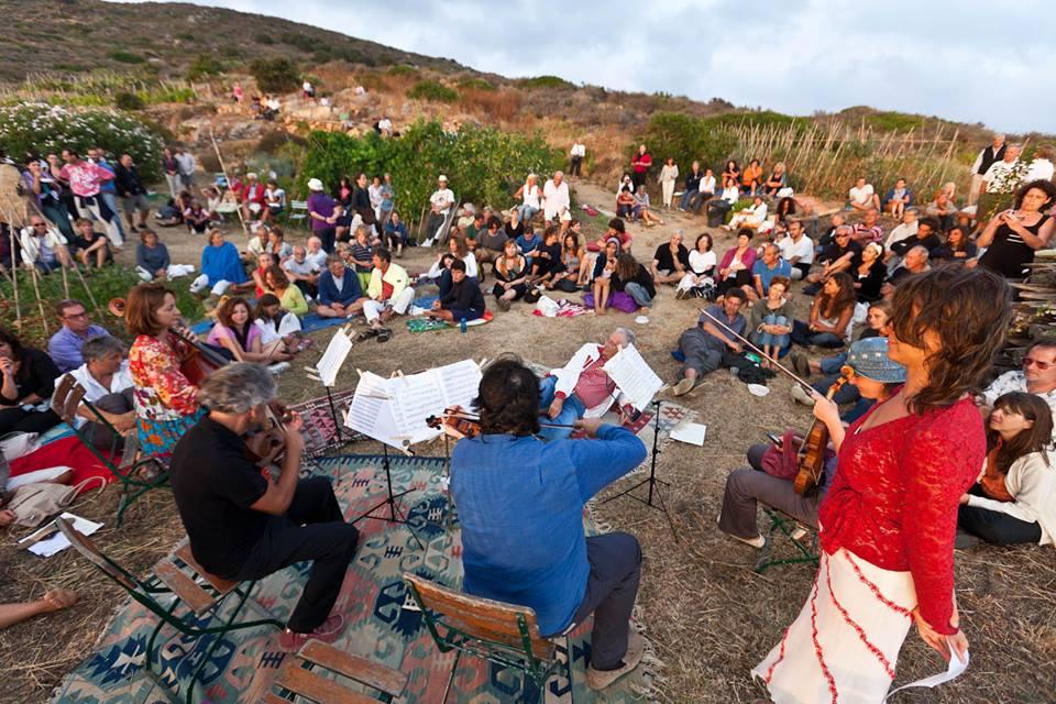 musicalgiglio altura vigneto saluto al sole isola del giglio giglionews