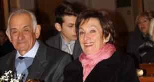 Auguri a Nanni e Giovanna per i 55 anni di matrimonio