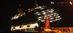 naufragio concordia notte 13 gennaio 2012 isola del giglio giglionews