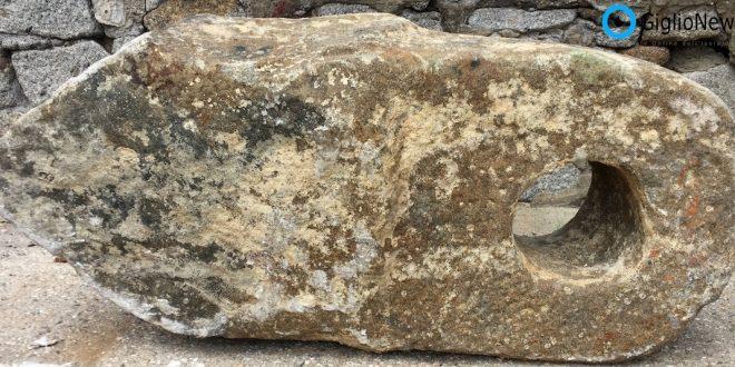 scoperte archeologiche isola del giglio porto giglionews