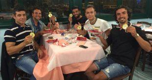 cena equipaggio palio costa d'argento isola del giglio giglionews