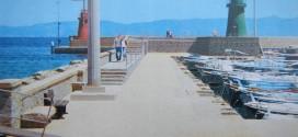 lavori molo verde isola del giglio porto giglionews