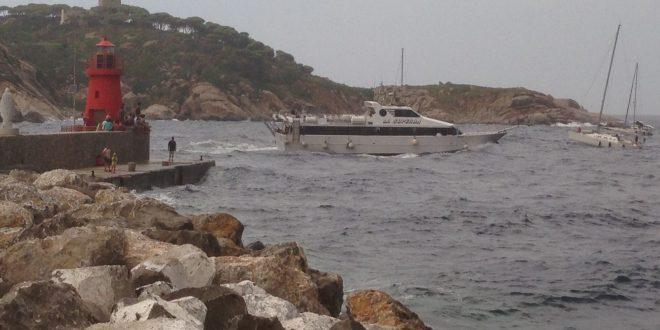 emergenza maltempo isola del giglio giglionews