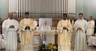 accoliti diaconi diaconato vescovo isola del giglio giglionews
