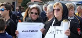 funerale scuola sciopero isola del giglio giglionews