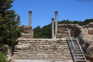 inaugurazione villa romana giannutri isola del giglio giglionews