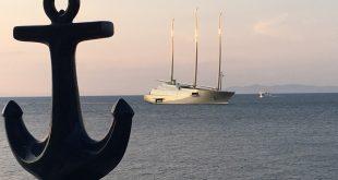 sailing yacht a isola del giglio giglionews