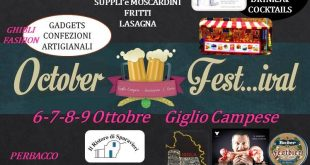 october festival isola del giglio campese giglionews