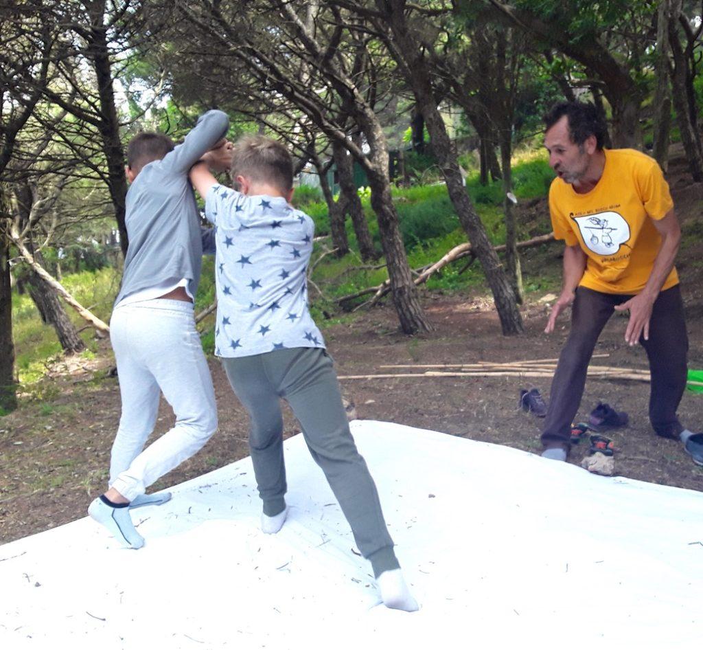 olimpiadi in natura scuola isola del giglio giglionews