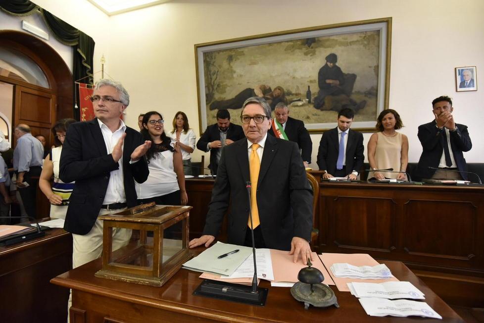 pacella presidente consiglio comunale grosseto isola del giglio giglionews