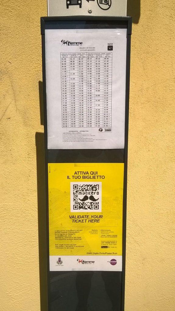 biglietto bus qr code tiemme isola del giglio giglionews