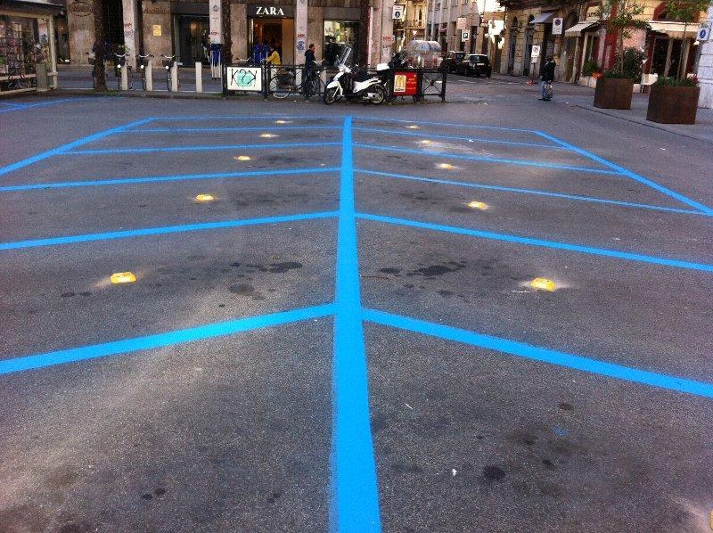aree di sosta parcheggi blu isola del giglio giglionews