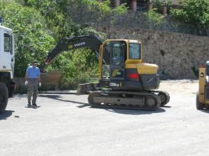 lavori parcheggio isola del giglio castello giglionews