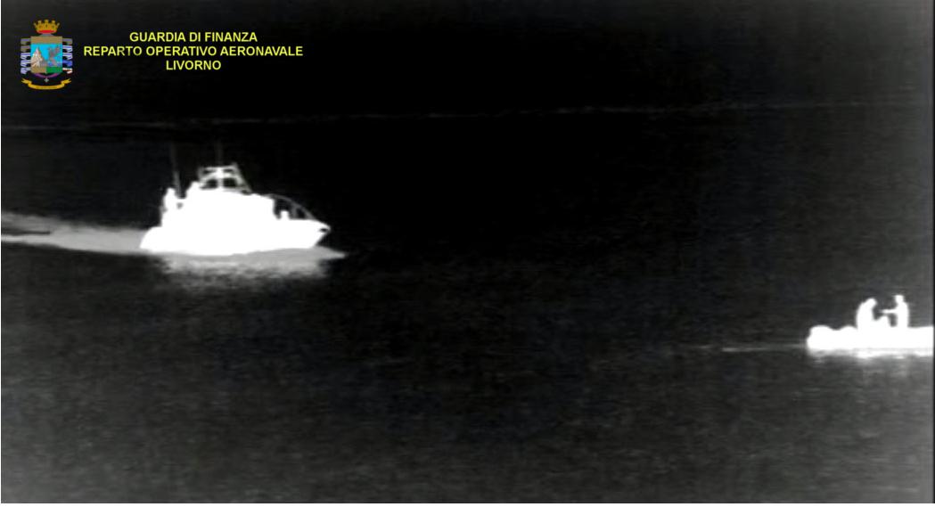 pesca vietata giannutri parco isola del giglio roan gdf giglionews