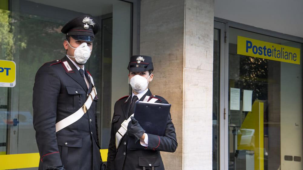 accordo poste carabinieri pensioni isola del giglio giglionews