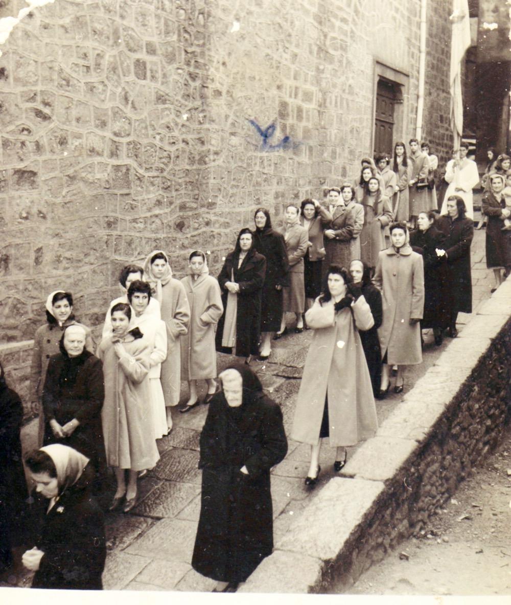 settimana santa processione palma silvestri isola del giglio giglionews