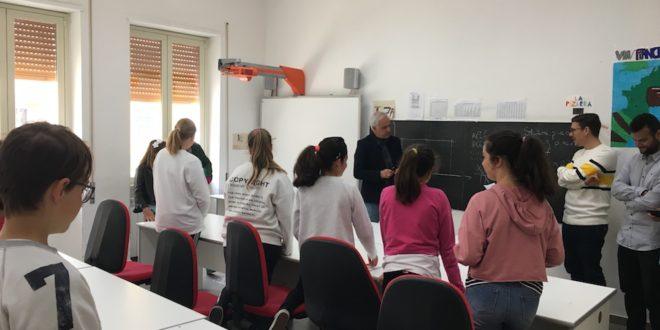 scuola scuole orto ambiente isola del giglio giglionews