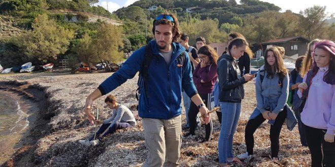 turismo scolastico parco arcipelago toscano isola del giglio giglionews