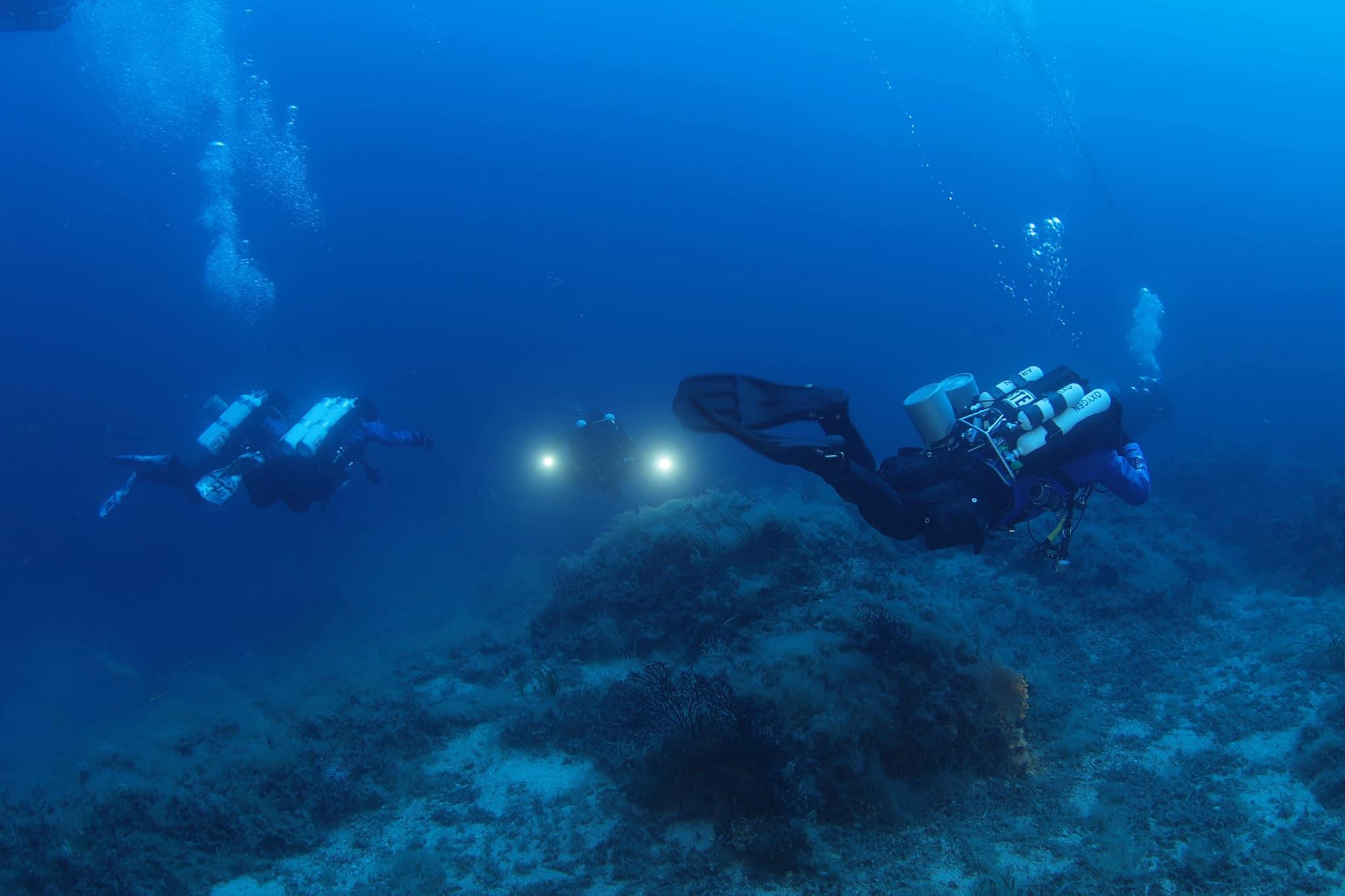 recupero rete pesca isola del giglio giglionews