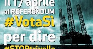 trivelle referendum trivellazioni legambiente isola del giglio giglionews