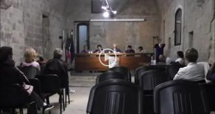 resoconto video consiglio comunale isola del giglio giglionews