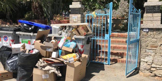 rifiuti casa maestra isola del giglio giglionews