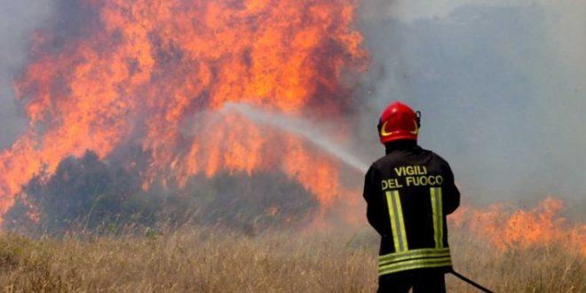 abbruciamenti vietato rischio incendi regione toscana divieto isola del giglio giglionews