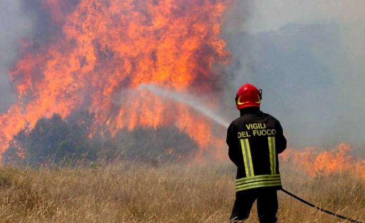 rischio incendi regione toscana divieto isola del giglio giglionews