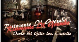 ristorante il grembo isola del giglio castello giglionews