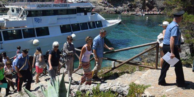 fiora visite giannutri isola del giglio giglionews parco arcipelago toscano