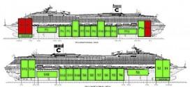 schema installazione cassoni concordia refloating isola del giglio giglionews