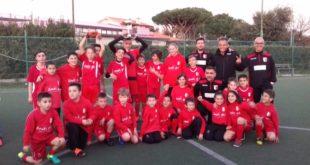 scuola calcio aegilim rosignano isola del giglio giglionews