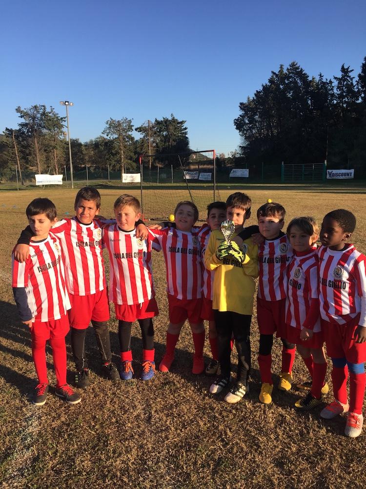 scuola calcio torneo befana isola del giglio giglionews
