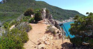 pulizia sentieri parco arcipelago toscano isola del giglio giannutri giglionews